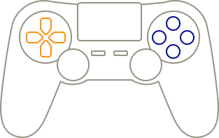 Dg gamepad